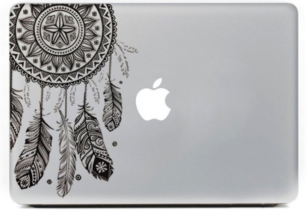 Dizüstü bilgisayarınız için en güzel MacBook çıkartmalar - Page 4