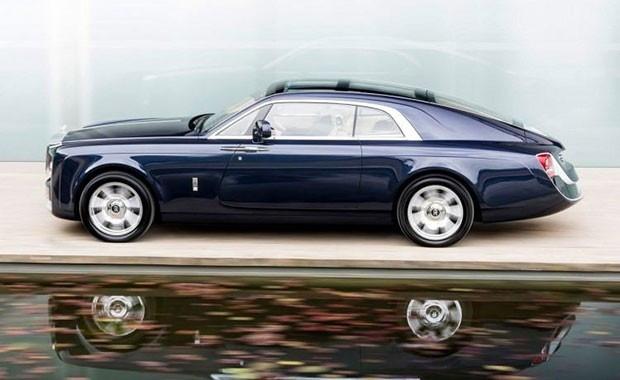 Dünyanın en pahalı arabası Rolls-Royce'un Sweptail - Page 3