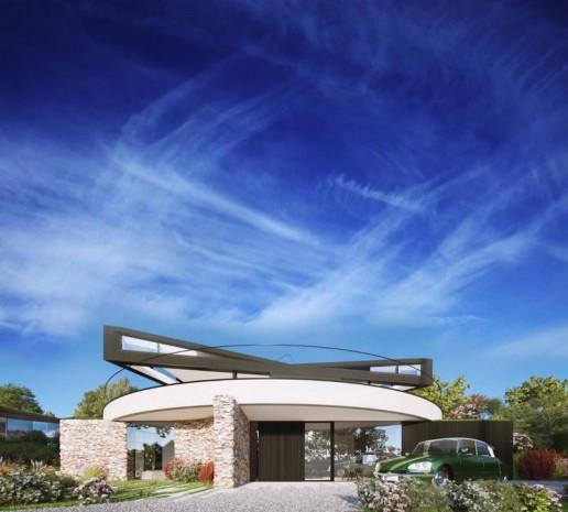 Geometrik tasarımları sayesinde hareket edebilen evler! - Page 2