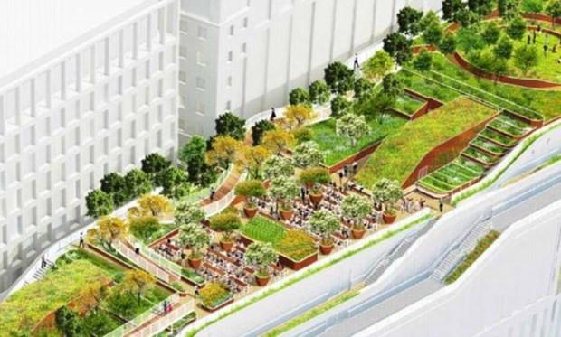 Google'ın Londra'da inşa edeceği yeni binası - Page 2