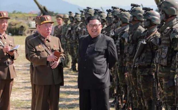 Güney Kore'yi, Kuzey Kore'den kurtaracak bomba! - Page 2