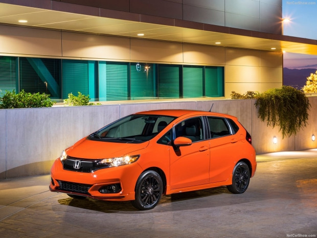 Honda Fit 2018 - Page 1