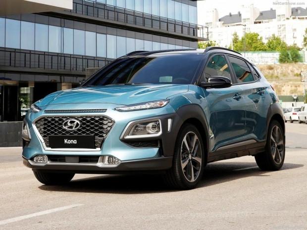 Hyundai'nin merakla beklenen kompakt crossover modeli Kona Iron Man - Page 1