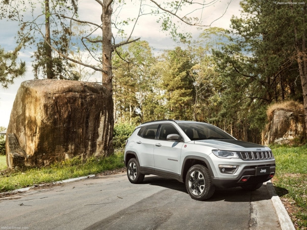 Jeep Compass 2017 - Page 4