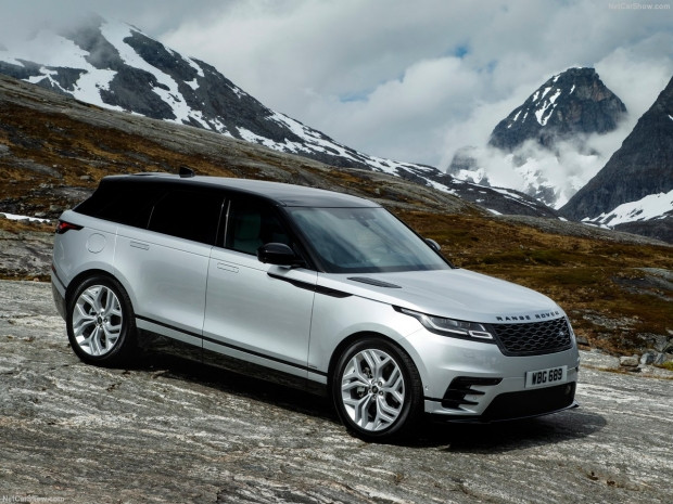 Land Rover Range Rover Velar 2018 - Page 2