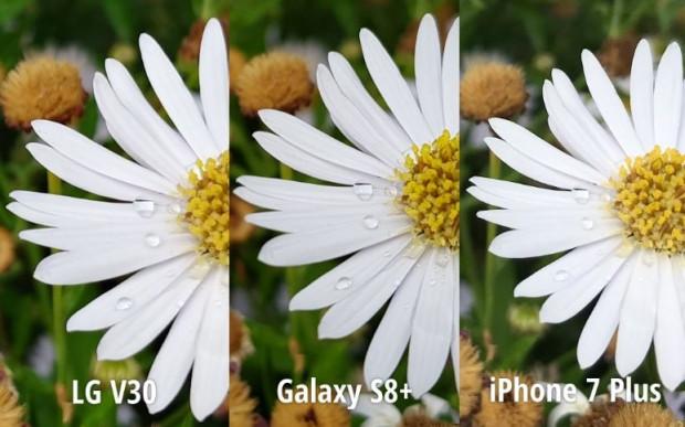 LG V30, Galaxy S8+ ve iPhone 7 Plus kamera karşılaştırma - Page 2