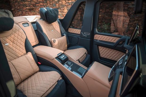 Maybach G650 Landaulet modeli gün yüzüne çıktı - Page 3