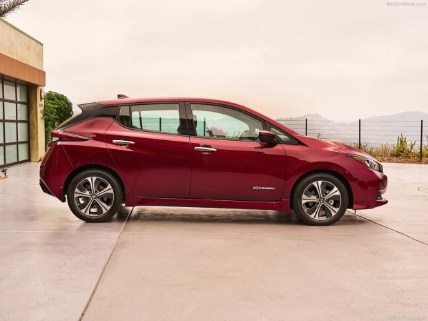 Nissan Leaf 2018 - Page 1