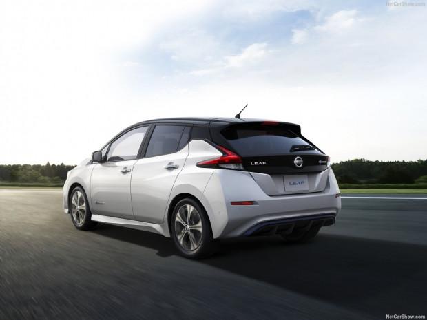 Nissan Leaf 2018 - Page 3