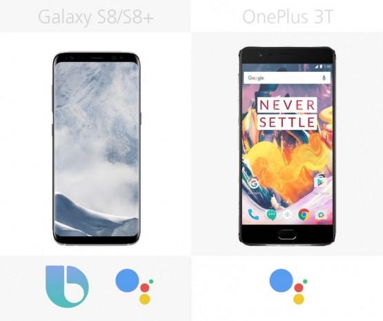 Samsung Galaxy S8 ve S8 + ile OnePlus 3T karşılaştırma - Page 3