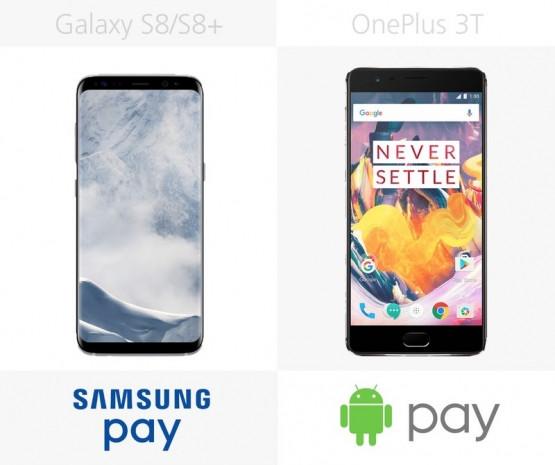 Samsung Galaxy S8 ve S8 + ile OnePlus 3T karşılaştırma - Page 4