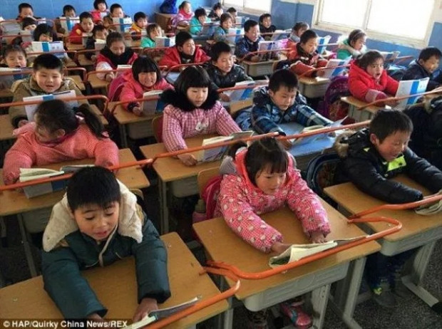 Sosyal medyayı sallayan Çin eğitim sistemi - Page 1