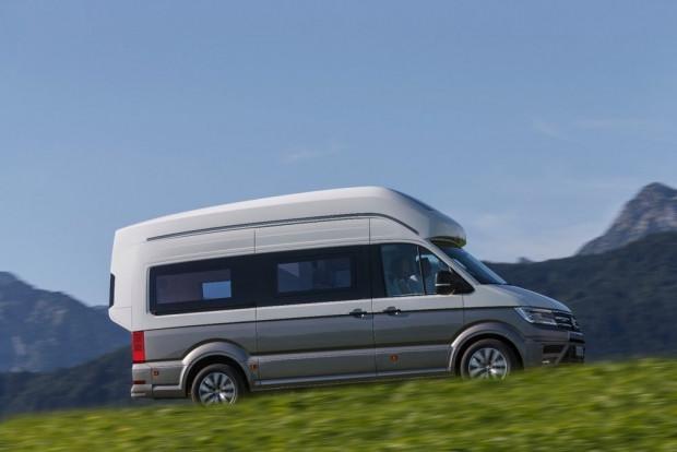 Volkswagen, yeni California XXL kamp aracı - Page 2