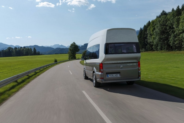 Volkswagen, yeni California XXL kamp aracı - Page 3