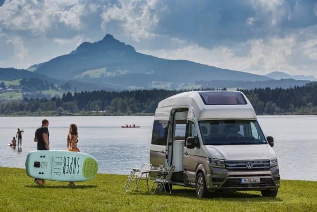 Volkswagen, yeni California XXL kamp aracı - Page 4