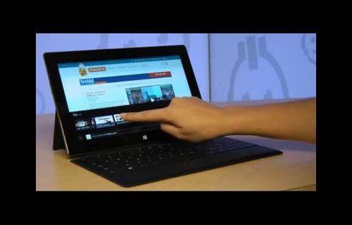 Internet Explorer 11 ile 100 sekme