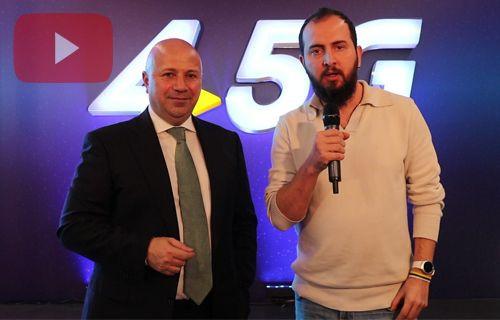 Turkcell CEO'su Kaan Terzioğlu ile 4.5G'yi ve Finansal Sonuçlarını Konuştuk