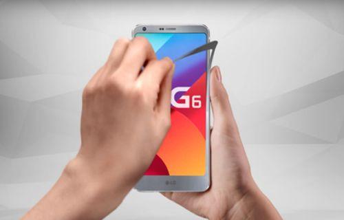 LG G6 için yeni reklam yayınlandı