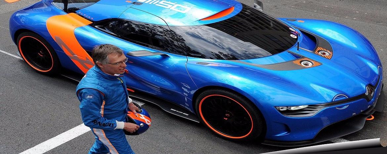 Dünyanın en çevik araçlarından Alpine A110 Sport İçin geri sayım başladı!
