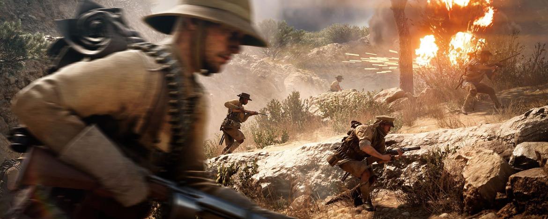 Battlefield 1'e Çanakkale Haritaları geldi!