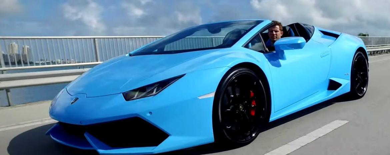 Lamborghini Huracan Spyder'ın tüm yetenekleri açığa çıktı!