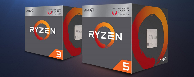 İkinci nesil AMD Ryzen işlemciler geldi