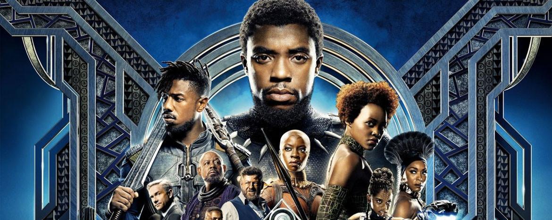Black Panther en çok izlenen üçüncü film oldu
