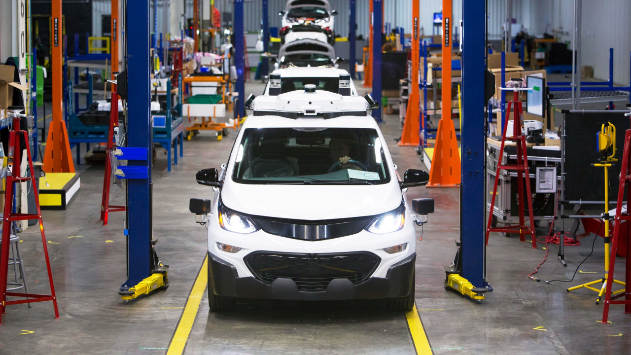 General Motors batıyor mu?