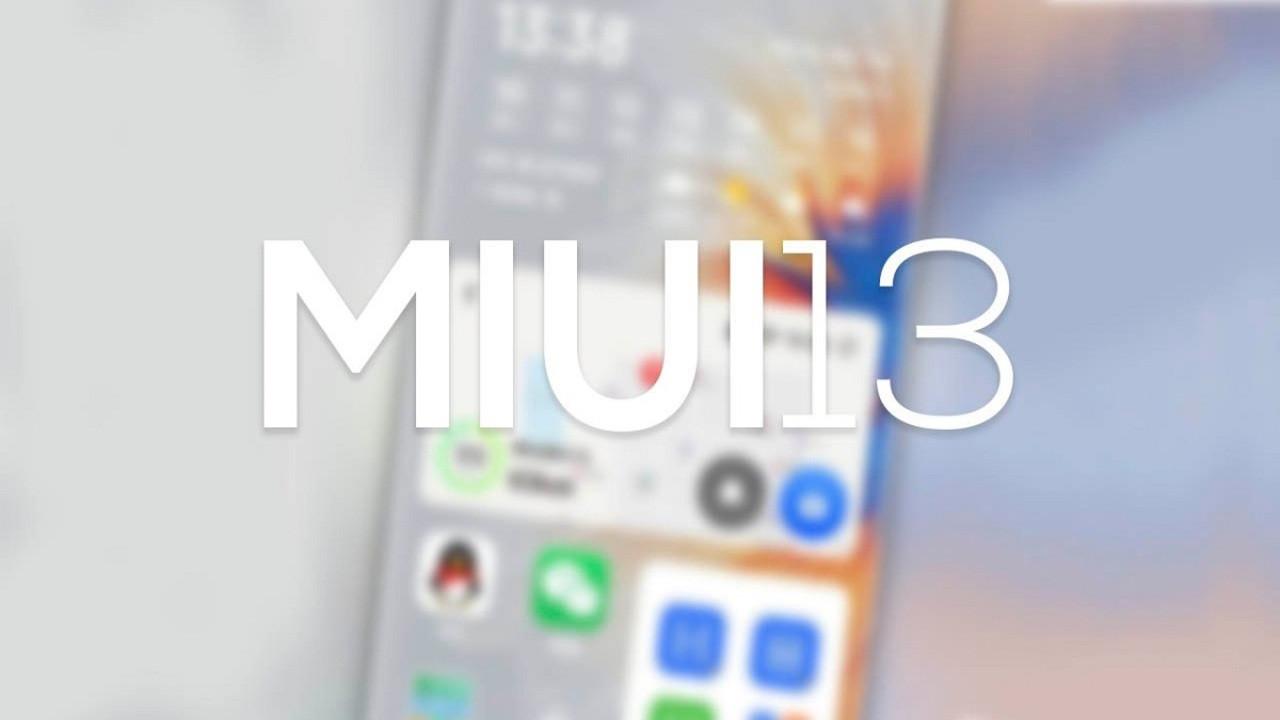 MIUI 13: İlk ekran görüntüleri sızdırıldı ve kullanıcı üst yapısının tasarımı da ortaya çıktı! thumbnail