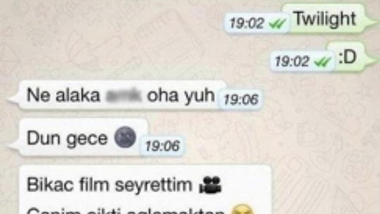 En komik Whatsapp mesajları   Teknolojioku