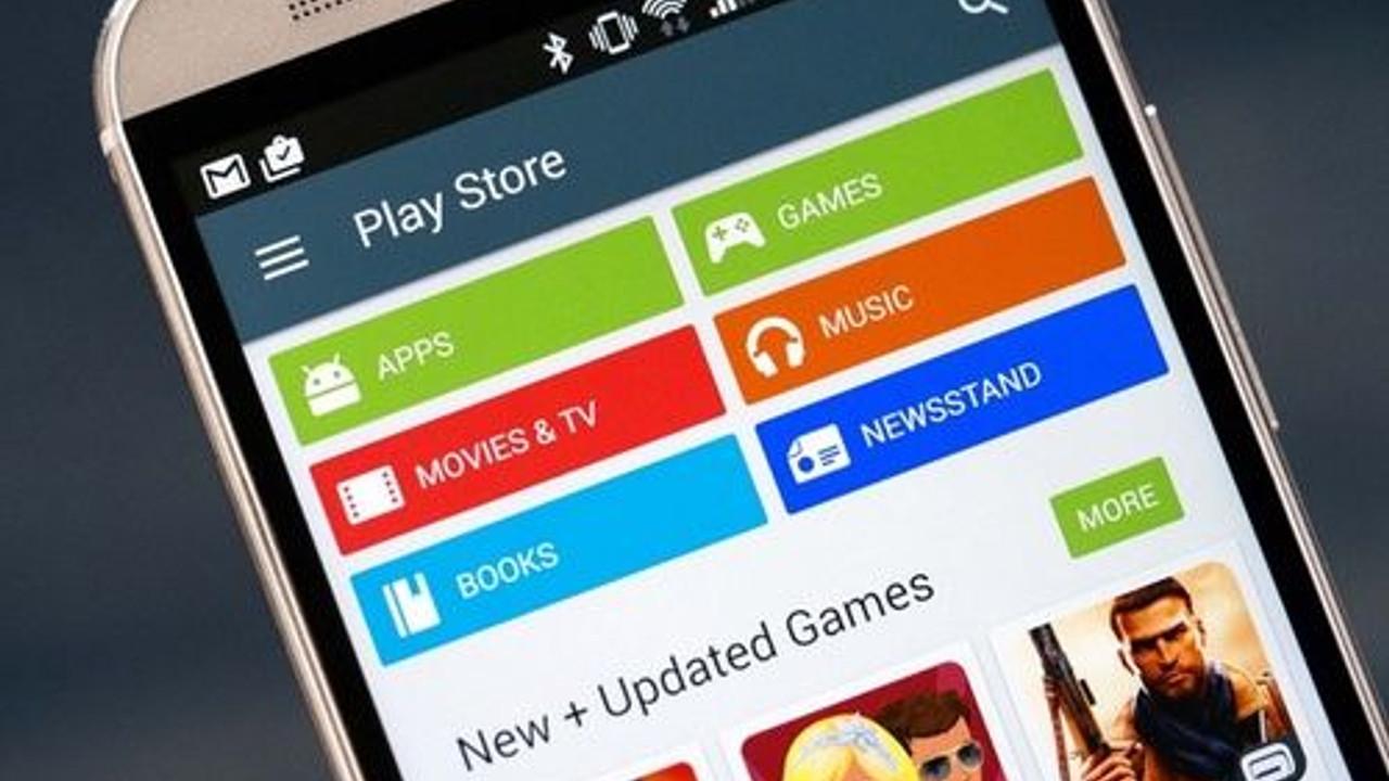Telefonda ve tablette google play store nasıl güncellenir