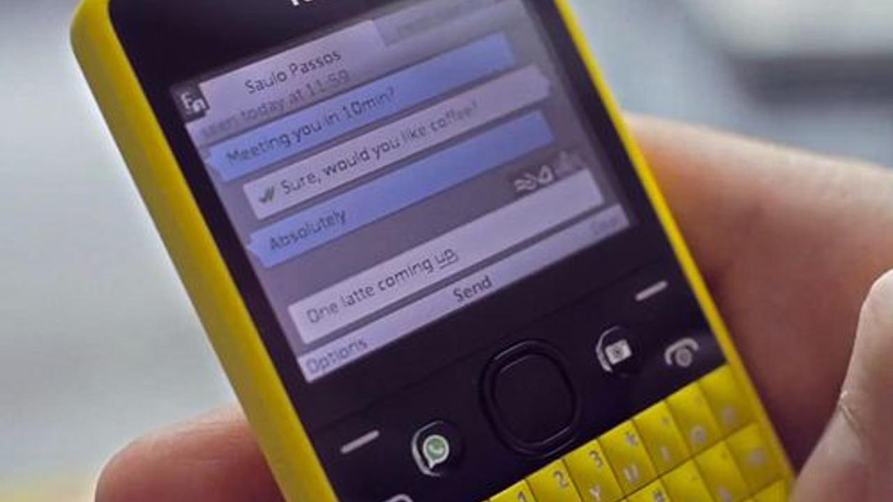 Amateur symbian nudel