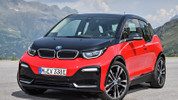 BMW i3s 2018