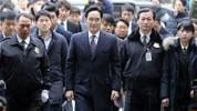 Samsung'un başkan yardımcısı serbest bırakıldı