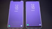 Çentikli Galaxy S9 nasıl olurdu?