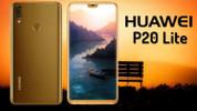 İşte Huawei P20 Lite!