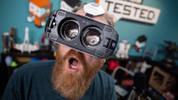 Google ve LG yüksek çözünürlüklü VR AMOLED ekran geliştirdi