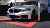 BMW'nin yeni 616 beygirlik canavarı: M5