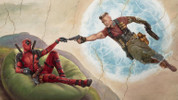 David Beckham ile Deadpool aynı sahnede!