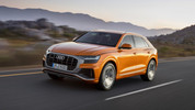 Audi Q8 tanıtıldı!