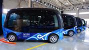 Otonom otobüslerin seri üretimine başlandı!