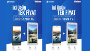 reeder telefon alana tablet hediyeli kampanya