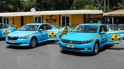 Turkuaz taksiler artık BiTaksi'de!