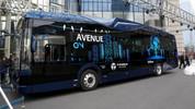 Türkiye'nin ilk elektrikli otobüsü: Avenue ON!