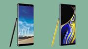 Samsung Galaxy Note 9 ile Galaxy Note 8'i karşılaştırdık!