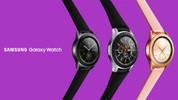 Samsung Galaxy Watch tanıtıldı. İşte tüm özellikleri!