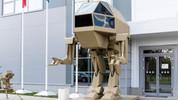 Dev savaş robotu görenleri şaşkına çeviriyor!