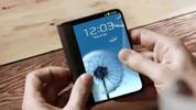 Katlanabilir Samsung telefon yakında geliyor