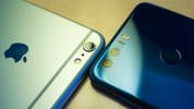 Huawei iPhone Xs ile dalga geçti!