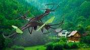 Drone ile çekilmiş muhteşem anlar!